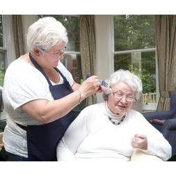 Hairdresser at Maesbrook Care/Nursing Home in Shrewsbury, Shropshire