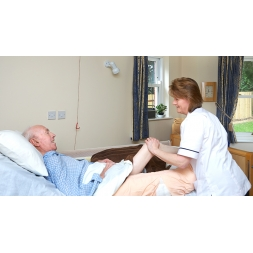 Physio at Maesbrook Care Home in Shrewsbury, Shropshire